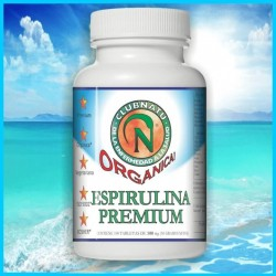 Espirulina Premium Orgánica